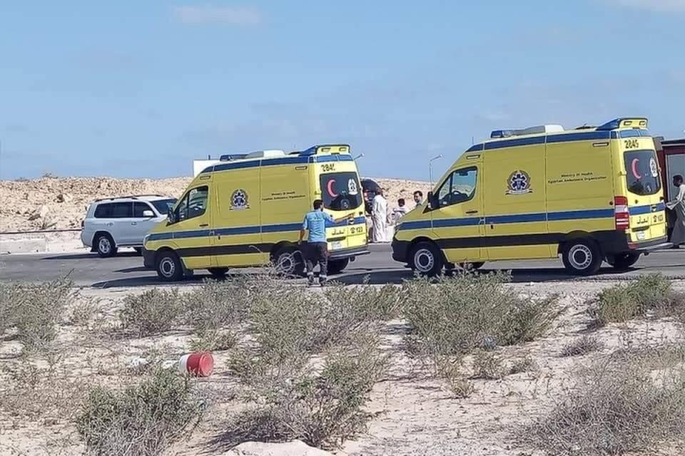 В Египте боевики обстреляли два автобуса с христианами