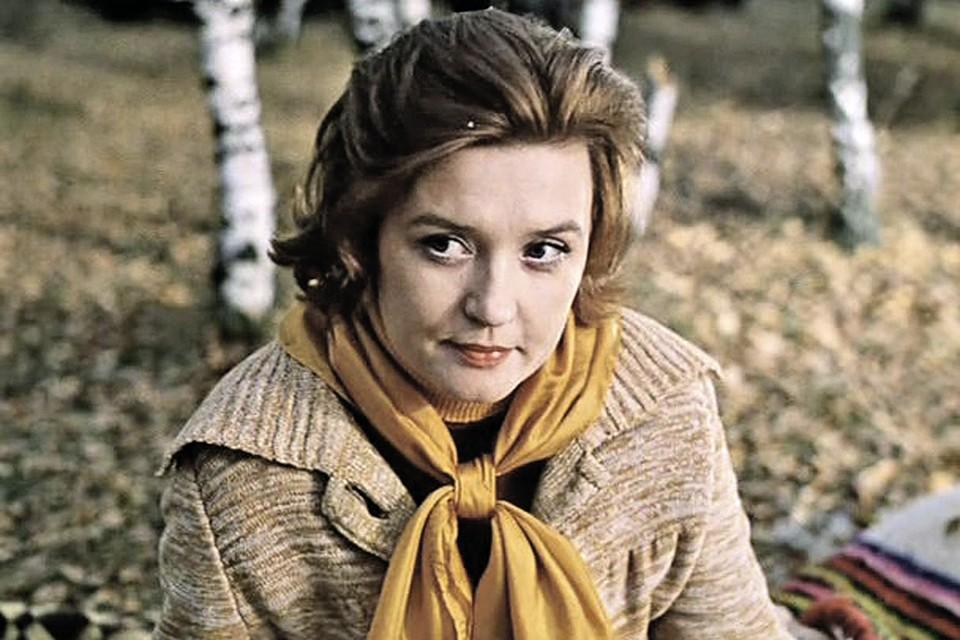 За роль Катерины в фильме «Москва слезам не верит» (1979) артистка стала лауреатом Государственной премии СССР в области искусства.