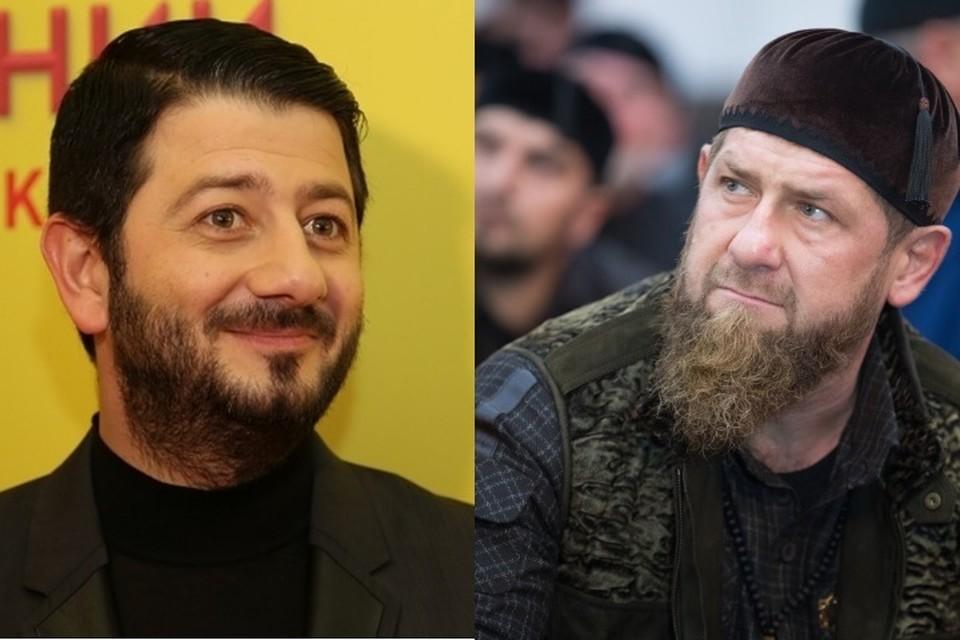 Это далеко не первая пародия Михаила на главу Чечни