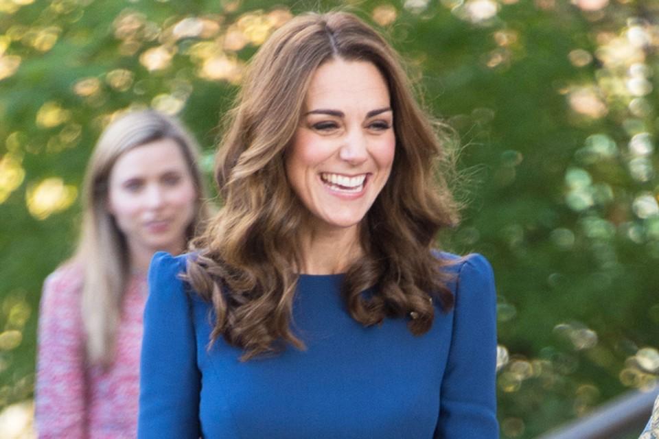 В апреле этого года супруга принца Уильяма родила сына Луи.