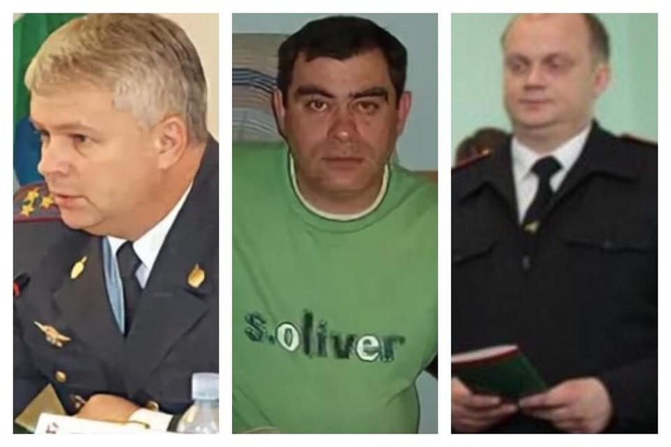 Бывшие высокопставленные сотрудники башкирской полиции остаются под стражей