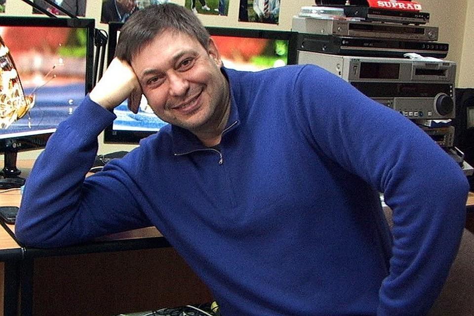 Главред «РИА Новости Украина» Кирилл Вышинский