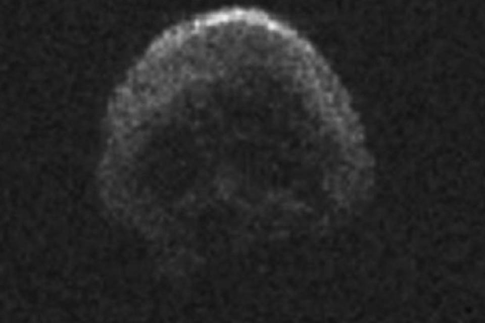 Астероид 2015 TB145. Фото: NAIC-Arecibo/NSF