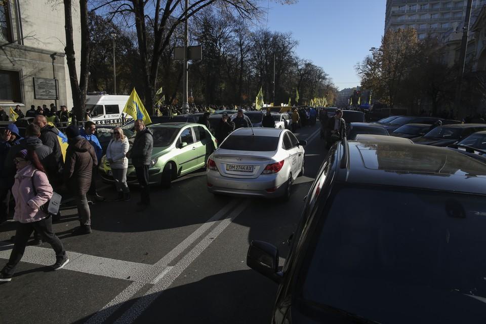 В Киеве может произойти коллапс, если Россия прекратит поставки топлива