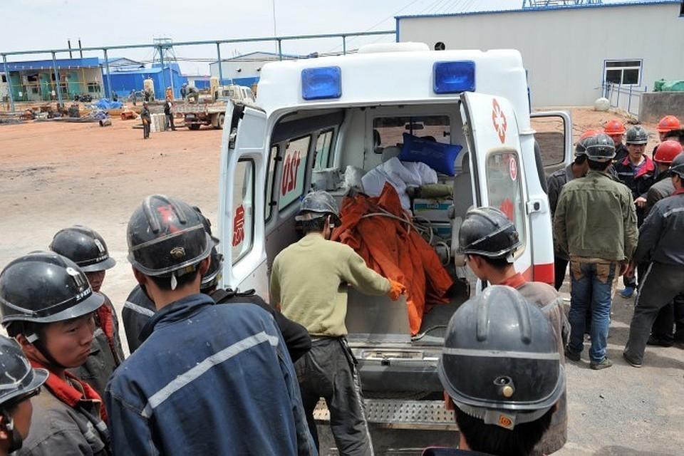 Шесть человек погибли, еще пятеро пострадали в результате взрыва на складе фабрики в Китае