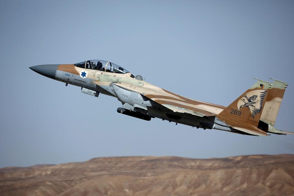 Авиаудары стали ответом на массированный ракетный огонь из сектора Газа