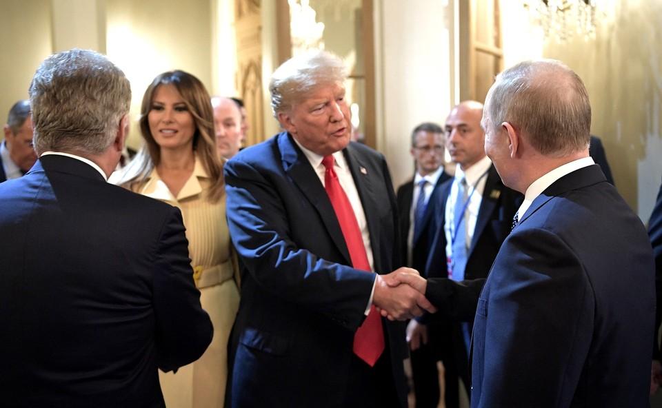 Лидеры России и США встретятся в Буэнос-Айресе