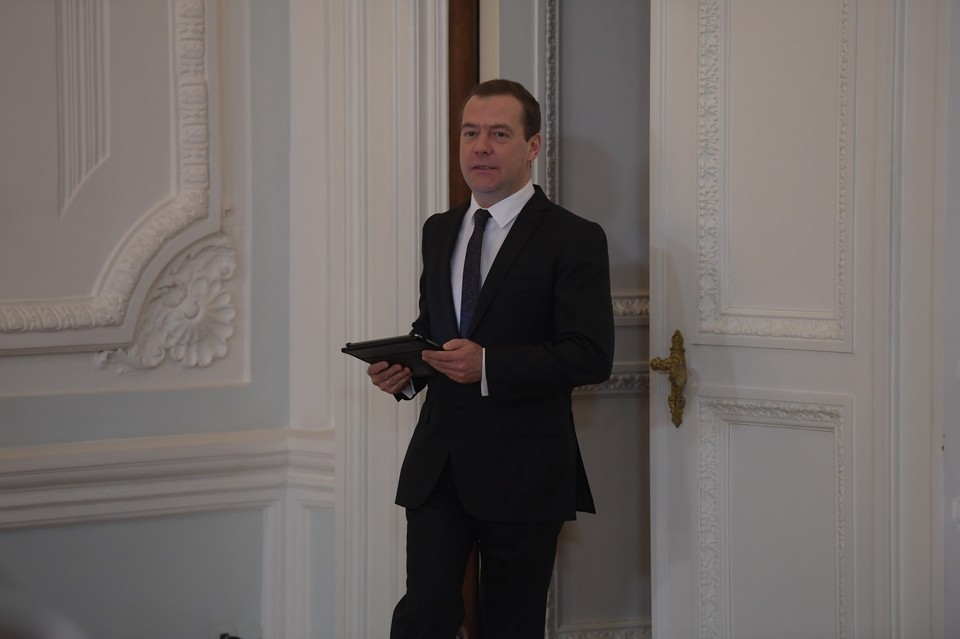 Дмитрий Медведев обсудит ситуацию в Ливии на форуме в Полермо