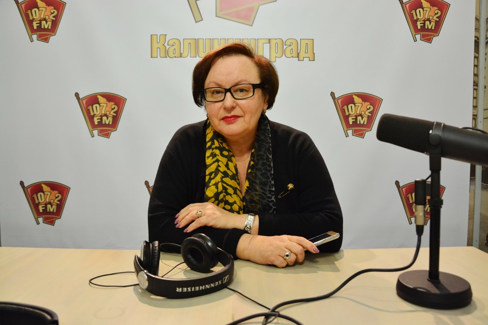 Авторитет. Тамара Торопова