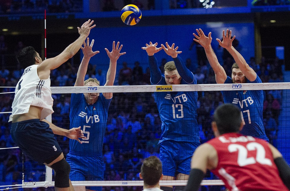 Чемпионат мира по волейболу 2022 года пройдет в России