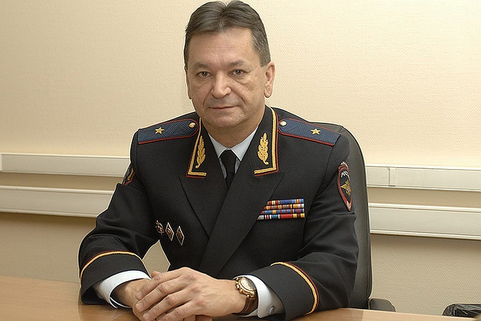 Александр Прокопчук. ФОТО Пресс-служба МВД России
