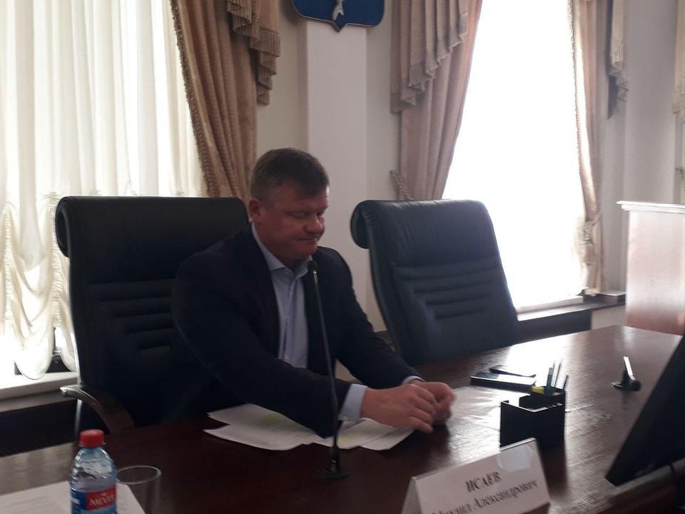 Мэр Саратова выслушал предложения от бизнесменов о памятниках архитектуры