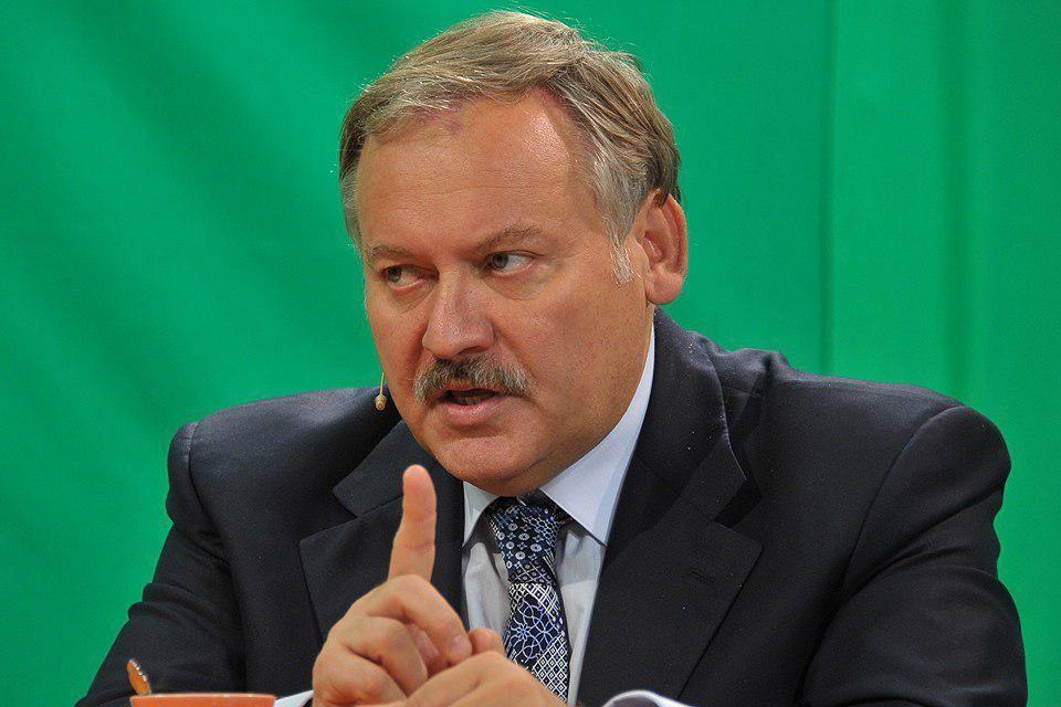 Депутат Госдумы Константин Затулин