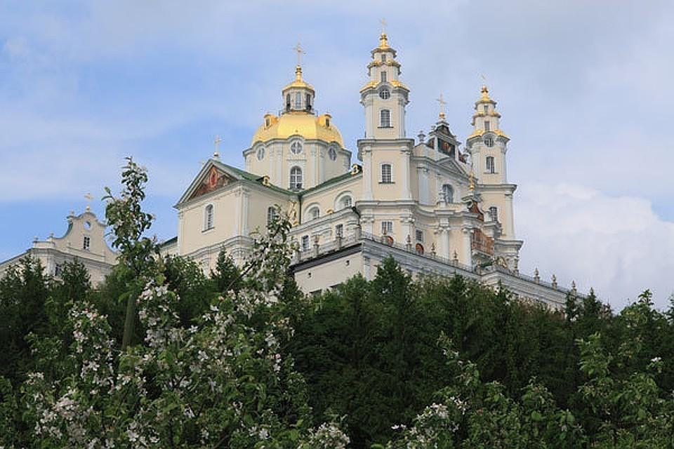 Фото: официальный сайт Почаевской лавры
