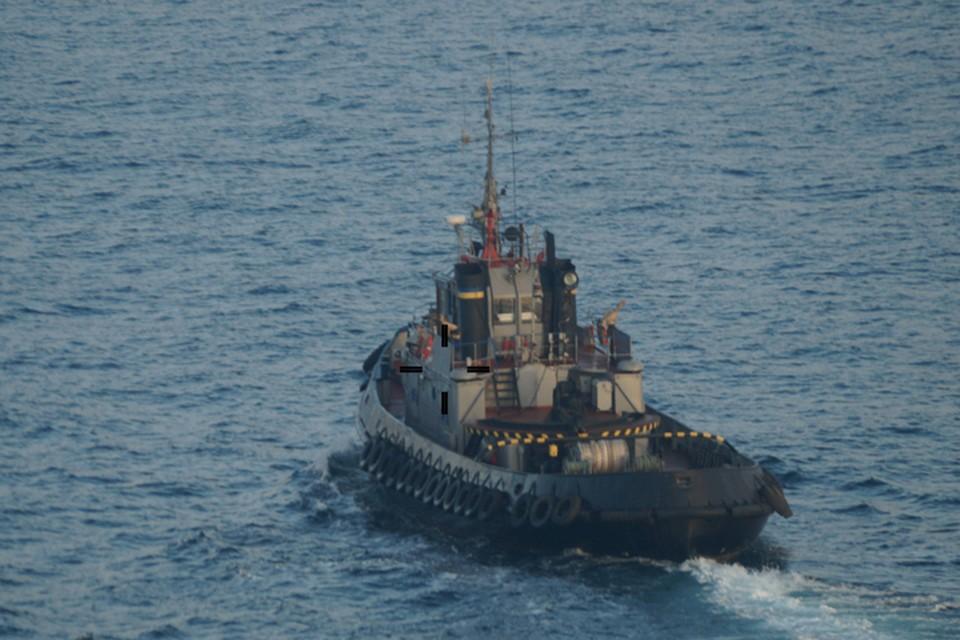 Никто в Киеве даже не пытался объяснить, зачем корабельная группа отправилась в Азовское море. Фото: Погрануправление ФСБ России по Республике Крым