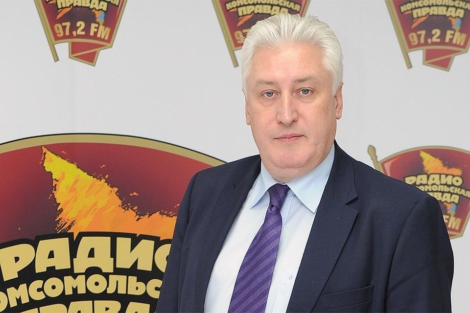Главный редактор журнала «Национальная оборона» Игорь Коротченко
