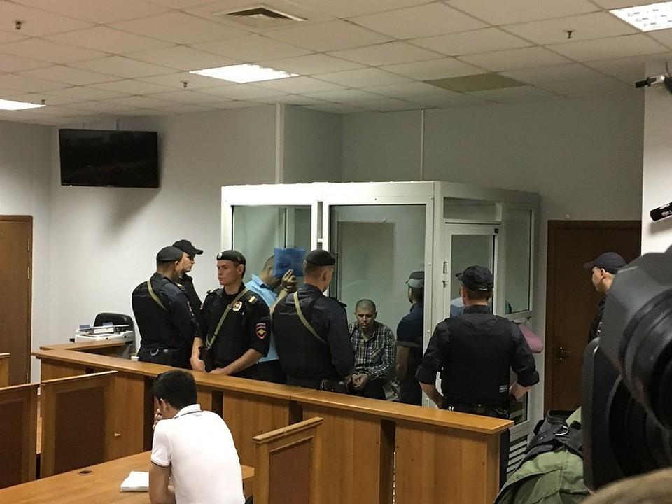После утверждения обвинительного заключения уголовное дело направлено в Московский областной суд для рассмотрения по существу