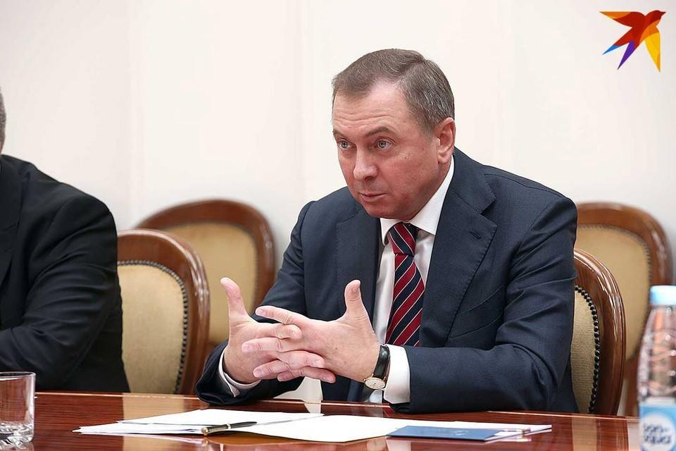 Владимир Макей заметил, что в истории конфликты, как в Керченском проливе, приводили к мировым войнам.
