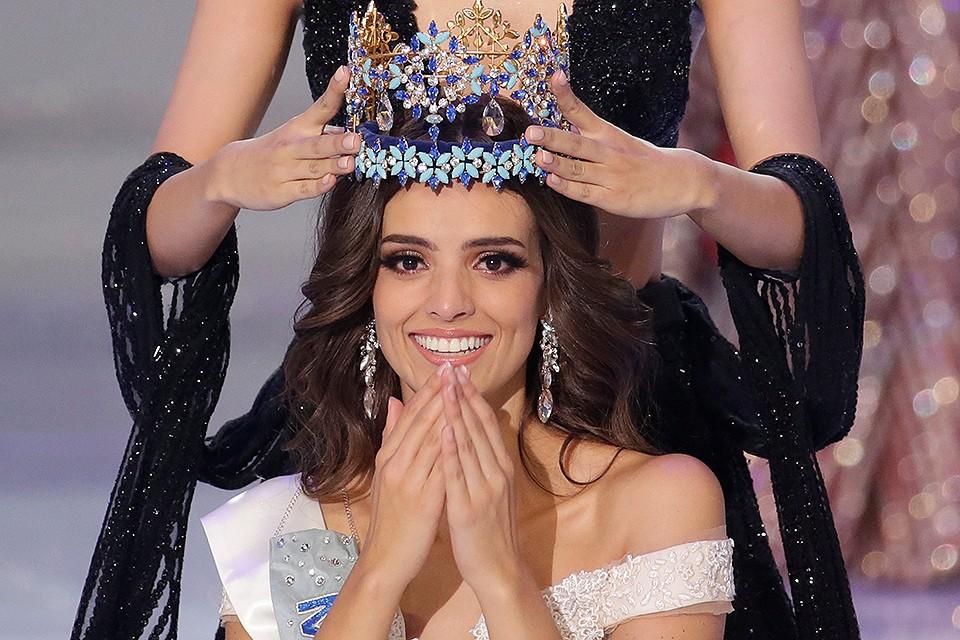 Обладательницей титула Мисс мира - 2018 стала представительница Мексики.