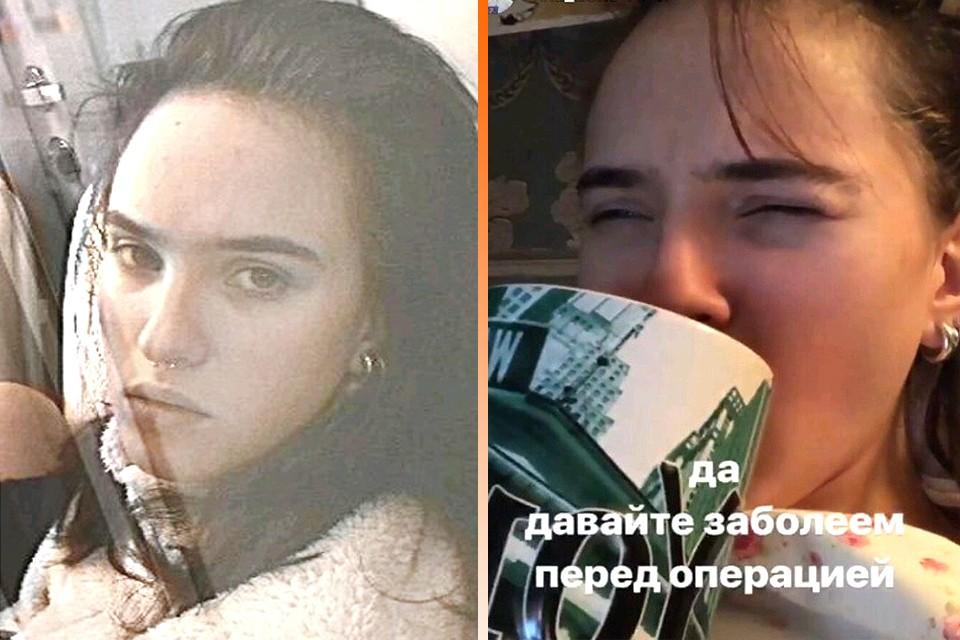 Дочка Ларисы Гузеевой Ольга.