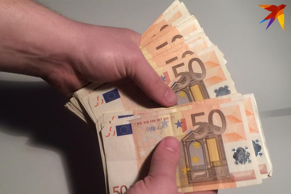 Всего у злоумышленников было 8000 евро