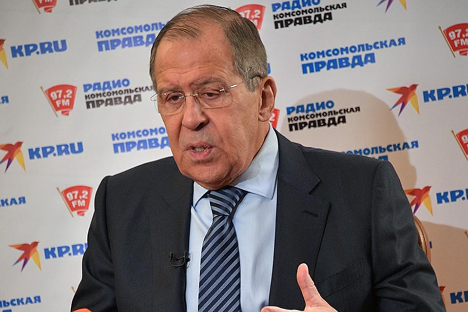 Глава МИД рассказал, что в скором времени Россия будет во второй раз пытаться провести резолюцию в поддержку сохранения соглашения