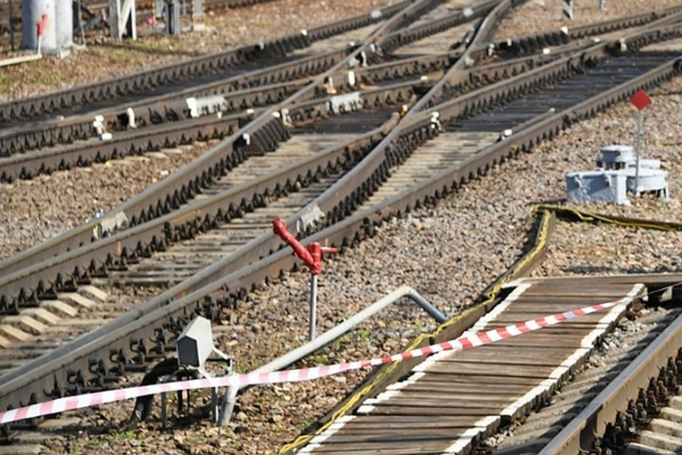 Украинские железные дороги пожаловались на нехватку российских запчастей