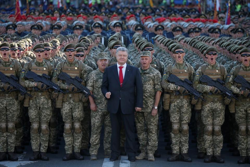 На Украине предложили создать Ставку Верховного главнокомандующего