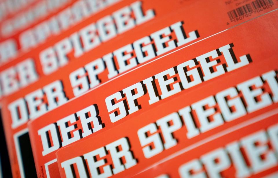 Немецкий журнал Der Spiegel рассказал об еще одном обмане репортера Клааса Релоциуса