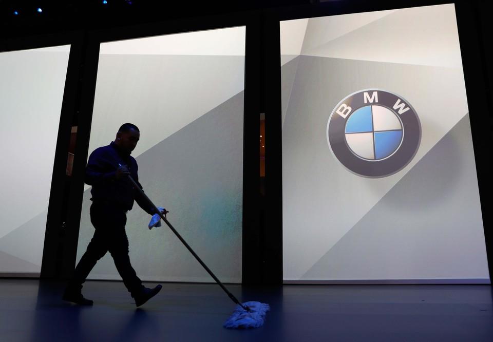 В Южной Корее оштрафовали автоконцерн BMW на $10 млн
