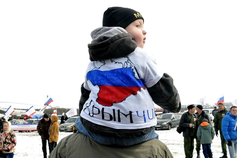 Украина может потерять о свидетельства Крыме