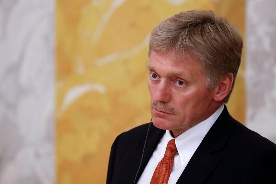 Пресс-секретарь президента РФ Дмитрий Песков перенаправил в МИД вопрос о письме сына бывшего ливийского лидера.