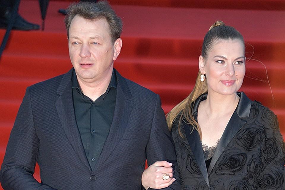 Марат Башаров и его 31-летняя супруга Елизавета Шевыркова