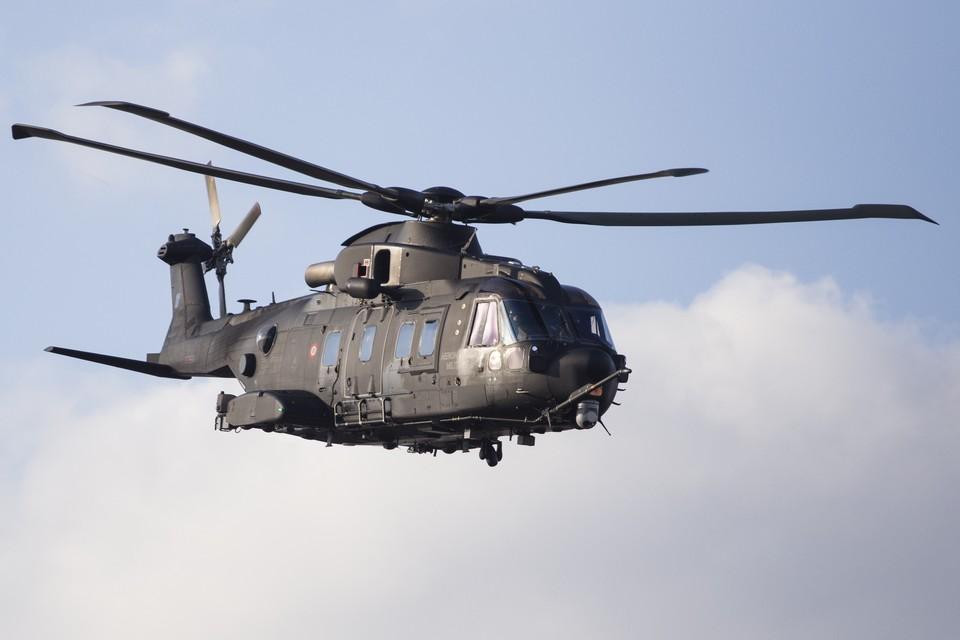 Вертолет Agusta AW-139
