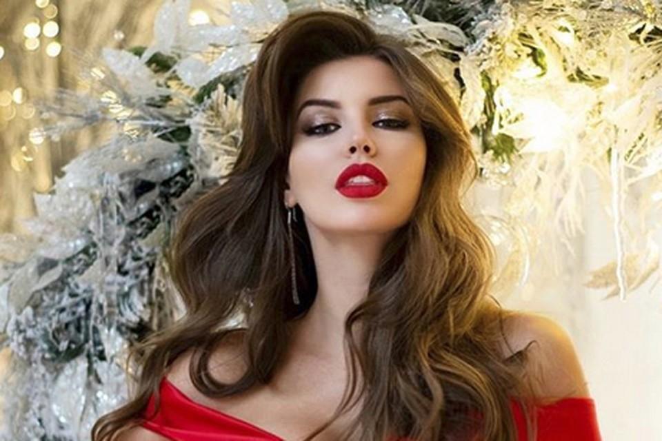 Телеведущая и модный блогер Анастасия Полхова