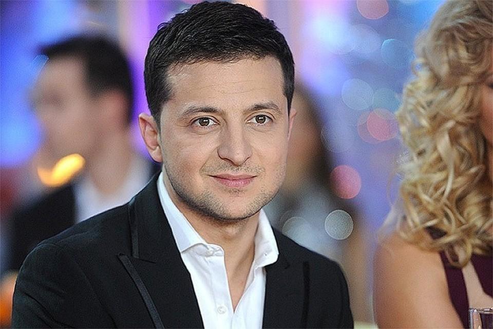 Шоумен Владимир Зеленский