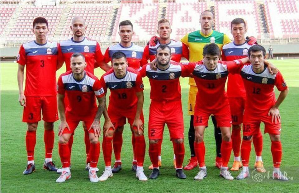 Встреча с палестинскими игроками завершилась победой кыргызстанской сборной.