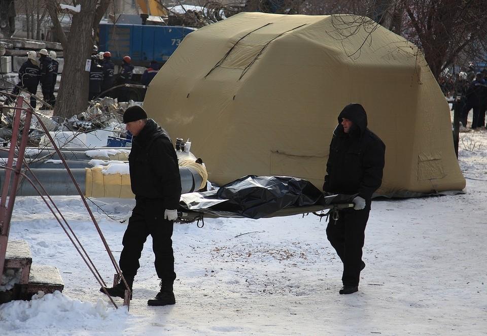 В Магнитогорске не могут начать хоронить жертв трагедии.