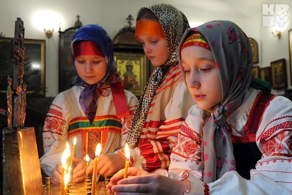 В Беларуси сегодня отмечают православное Рождество