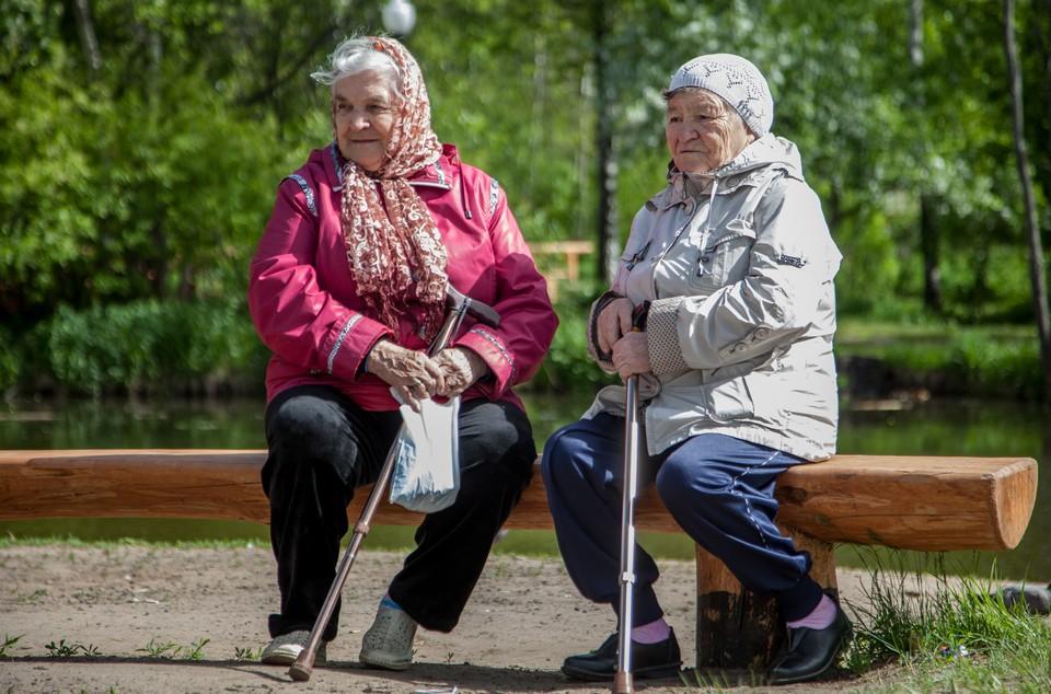С этого года россияне, которые достигли возраста 80 лет, получают надбавку к пенсии в размере 5 334 рублей