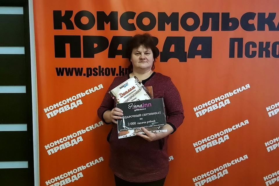 Ольга Колесникова как раз накануне перебирала новогодние снимки, и решила выложить одну из фотографий в конкурсный альбом