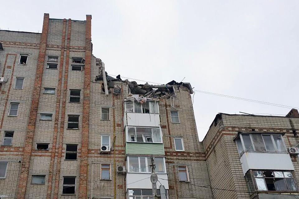 В результате ЧП одна женщина погибла. Фото: Сергей Леваненков ТАСС
