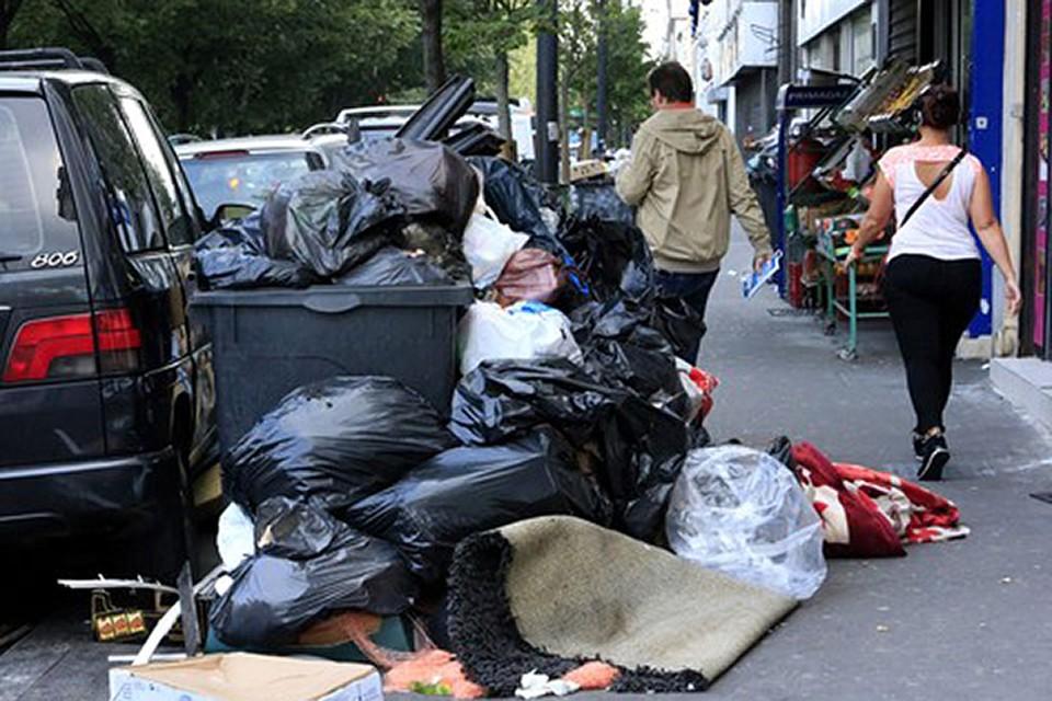 Некоторые вообще считают, что угроза завалить планету пластиком - надуманная