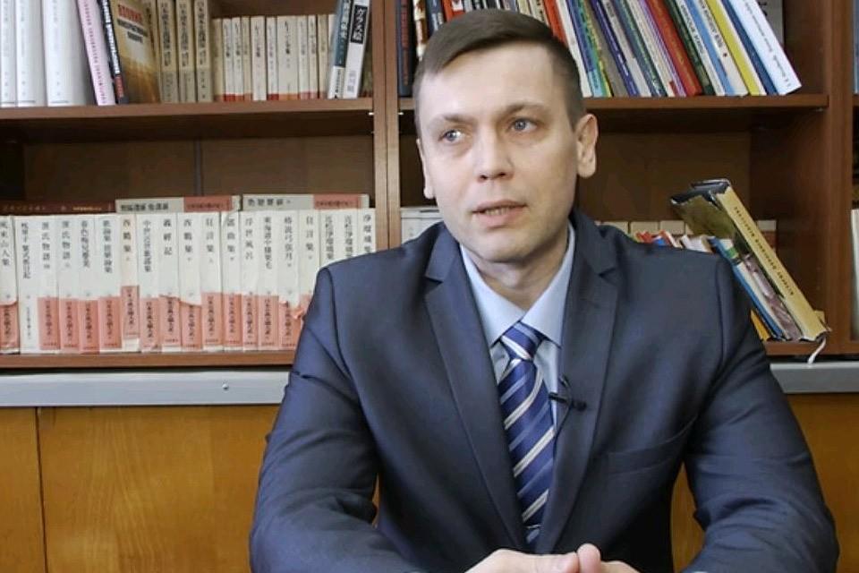 Политолог Виктор Кузьминков.