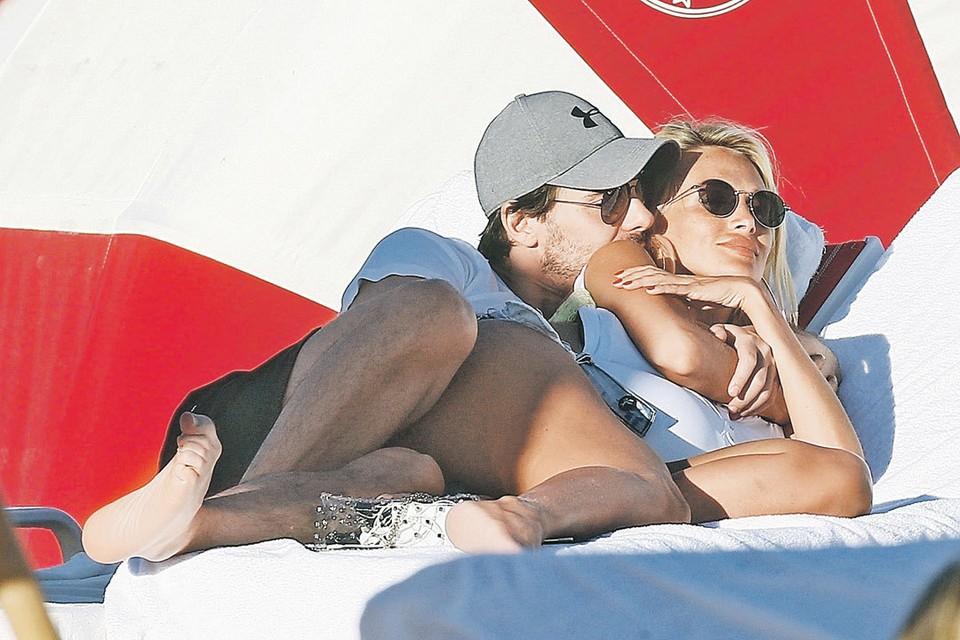 Сейчас Виктория Лопырева и Игорь Булатов отдыхают в Майами. Фото: Legion-Media