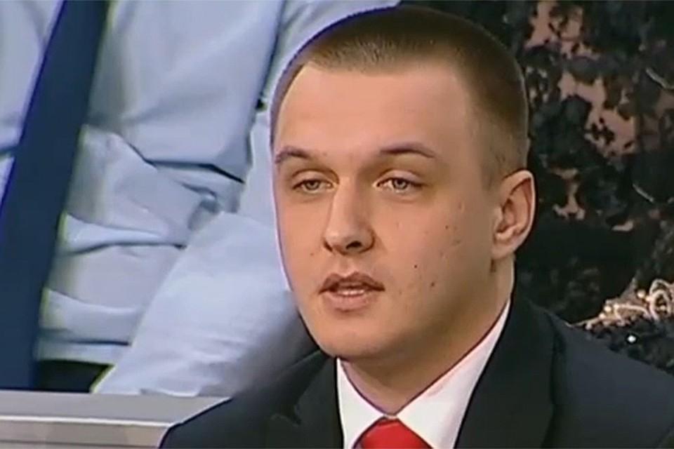 Томаш Мацейчук в российском телеэфире.