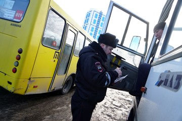 """""""Водители автобусов часто перерабатывают и засыпают за рулем"""""""