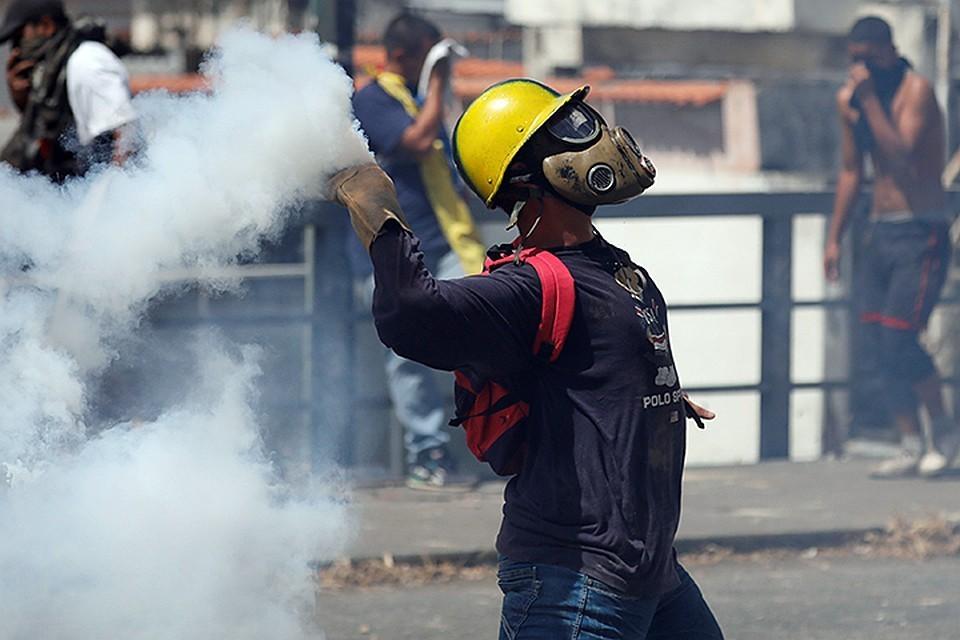 Начнется ли в Венесуэле кровавая гражданская война