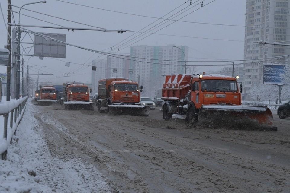 Снегопад в Москве: МЧС выпустило экстренное предупреждение