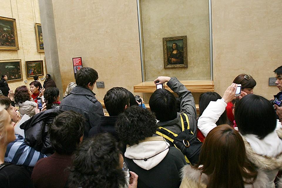 Многие, что именно похищение «раскрутило» работу Леонардо да Винчи